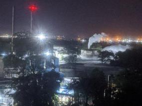 विशाखापट्टनम: केमिकल प्लांट में देर रात फिर गैस रिसाव, 3 किमी के दायरे में गांव खाली कराए, अब तक 11 की मौत
