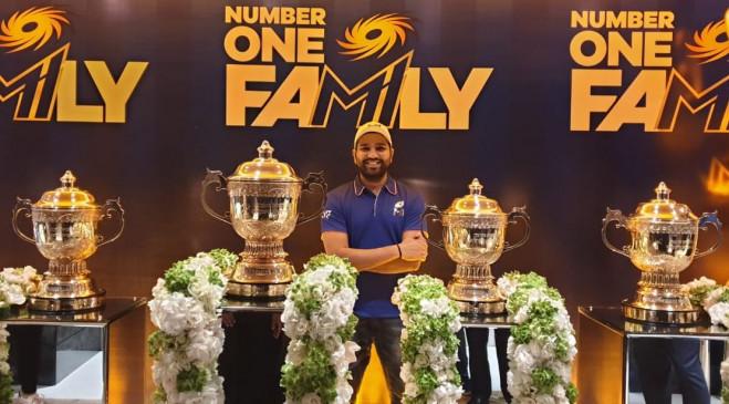 तारीफ: वीवीएस लक्ष्मण ने बताया- रोहित शर्मा क्यों हैं IPLके सबसे सफल कप्तानों में से एक