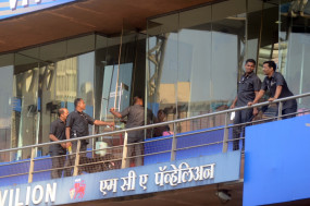 कोरोनावायरस: मुंबई का वानखेड़े स्टेडियम बनेगा क्वारंटाइन सेंटर