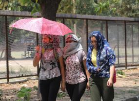 सोमवार तक उप्र, राजस्थान में गर्म हवाओं का कहर