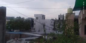 विदर्भ के चंद्रपुर और गडचिरोली में बारिश, नागपुर में छाए बादल