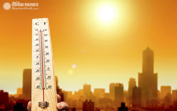 Weather/Heatwave: अगले कुछ दिनों तक देश में रहेगी प्रचंड गर्मी, उत्तरी राज्यों में लू का रेड अलर्ट जारी