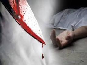 पत्नी मोबाइल पर अधिक बात करती थी, गुस्साए पति ने गला रेतकर कर दी हत्या