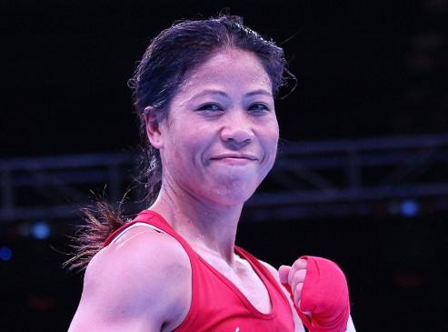 अलग रंग का ओलंपिक पदक जीतना लक्ष्य : मैरी कॉम