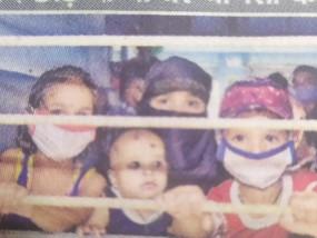 जबलपुर से जाने वाली श्रमिक स्पेशल को बालाघाट के श्रमिकों ने कराया लेट