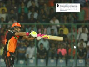 क्रिकेट: युवराज ने शेयर किया थ्रोबेक वीडियो, करियर के पसंदीदा शॉट्स में शामिल है यह छक्का