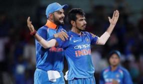 क्रिकेट: युजवेंद्र चहल ने कहा, विराट जो करते हैं उसका 30% भी किया तो बन जाओगे सफल क्रिकेटर