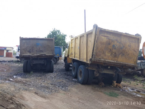 रेत का अवैध परिवहन कर रहे 13 ट्रैक्टर-ट्रॉली पकड़े, पहली बार चोरी का भी केस हो रहा दर्ज