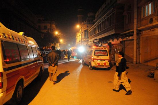 पाकिस्तान: रावलपिंडी में हुए धमाके में 15 लोग घायल, एक की मौत