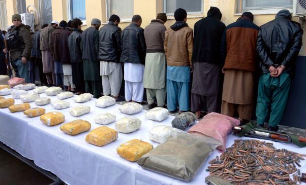 काबुल बम धमाकों में शामिल 17 आतंकवादी गिरफ्तार