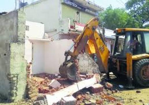 नागपुर शहर की 173 इमारतें जीर्ण, मनपा ने किया चिह्नित