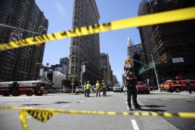 न्यूयॉर्क शहर में गोलीबारी की अलग-अलग घटनाओं में 19 घायल