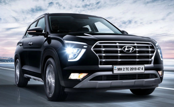 एसयूवी: 2020 Hyundai Creta ने पार किया 30,000 बुकिंग का आंकड़ा, कंपनी ने दी जानकारी