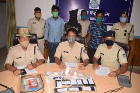 एमपी-यूपी में सक्रिय चोर गिरोह के 3 सदस्य गिरफ्तार, लाखों का माल बरामद
