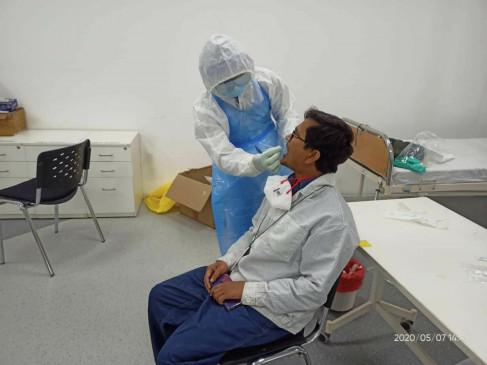 उप्र में कोरोना से अब तक 399 मौतें, 13615 लोग संक्रमित