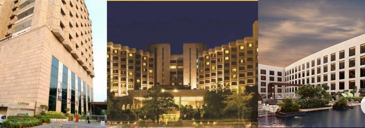 हयात रीजेंसी कोरोना इलाज में इस्तेमाल किए जाने वाले दिल्ली के 4 प्रमुख होटलों में