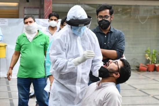 दिल्ली में एनडीएमसी के 5 कर्मचारी कोरोना पॉजिटिव, मामलों की संख्या 56 हुई