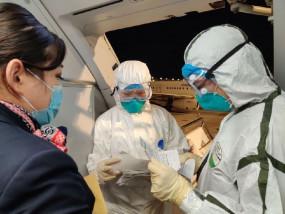 चीन में कोविड-19 के 5 नए मामले