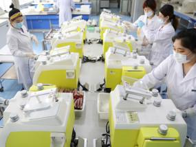 चीन में कोविड-19 के नए 57 मामलों की पुष्टि