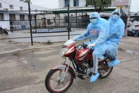 बिहार में 8,488 लोग कोरोना संक्रमित, अब तक 56 मौतें