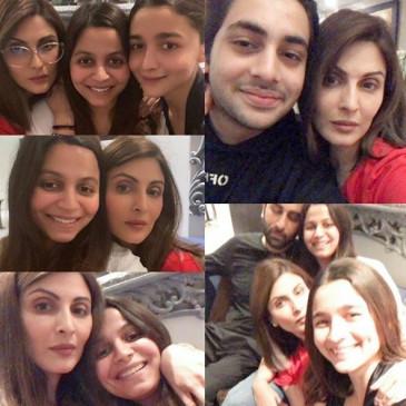 रिद्धिमा के कम्फर्ट जोन में हैं आलिया, रणबीर और शाहीन