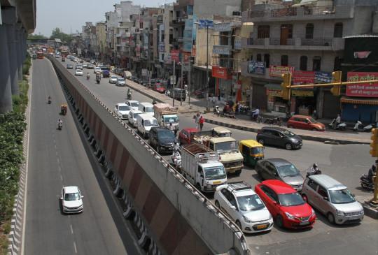 एक हफ्ते के लिए दिल्ली के सभी बॉर्डर सील
