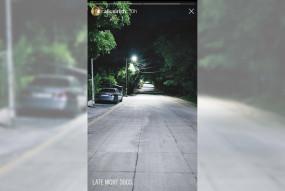 अल्लू सिरीश ने देर रात जॉगिंग में जाने की तस्वीर साझा कीं