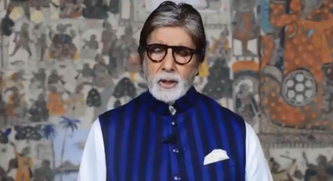 अमिताभ ने मुंबई में फंसे मजदूरों को विमान से गोरखपुर भेजा
