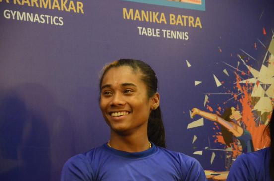 सम्मान: असम सरकार ने खेल रत्न पुरस्कार के लिए हिमा के नाम की सिफारिश की