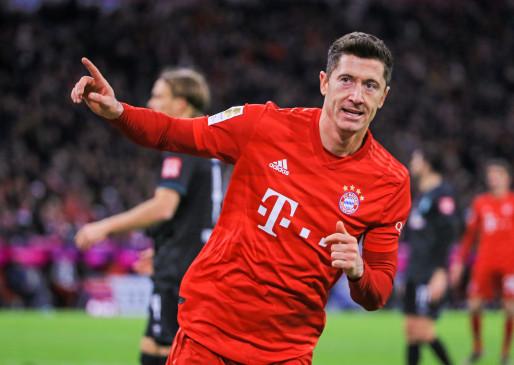 फुटबॉल: फ्रैंक्फर्ट को हराकर बायर्न म्यूनिख जर्मन कप के फाइनल में