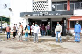 बिहार : कोरोना संक्रमितों की संख्या 9,618 हुई, अब तक 7,374 ठीक हुए