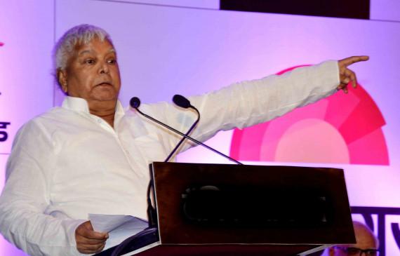 बिहार : विधान परिषद चुनाव में राजद प्रत्याशियों के चयन के लिए लालू प्रसाद अधिकृत