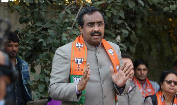 बिहार के विकास और भविष्य पर चर्चा करेंगे भाजपा महासचिव राम माधव
