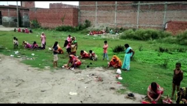 अंध-विश्वास : पूर्वांचल में कोरोना बना देवी मां, हो रही पूजा