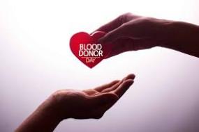 रक्तदाता दिवस : मेडिकल में इस वर्ष अब तक लग चुके हैं 85 ब्लड डोनेशन कैंप, जानिए- क्या हैं फायदे