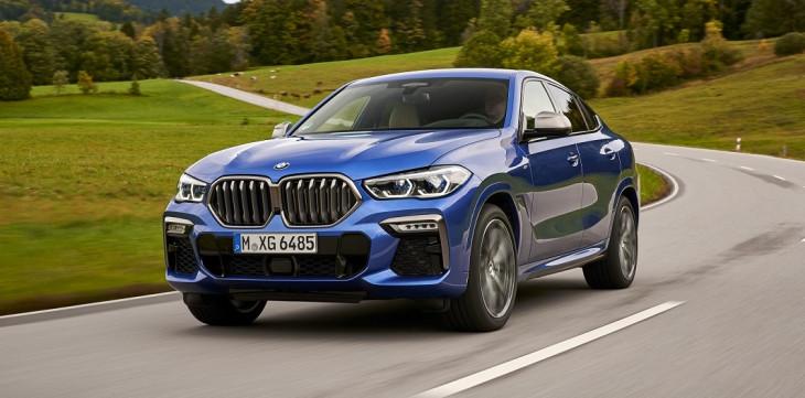 SUV: लग्जरी कूपे 2020 BMW X6 भारत में लॉन्च, जानें कीमत