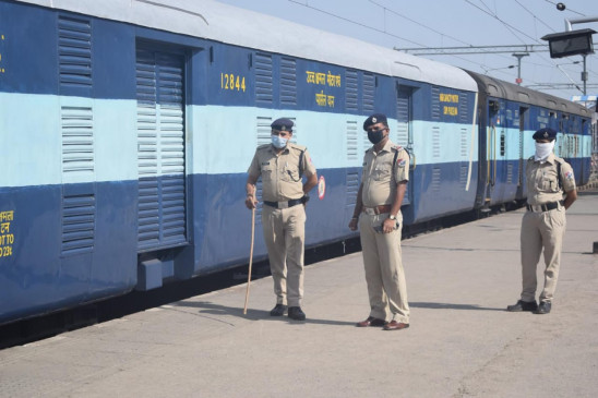अमरावती, रीवा और इंदौर के लिए ट्रेन चलाने बोर्ड ने फिलहाल नहीं दी हरी झंडी