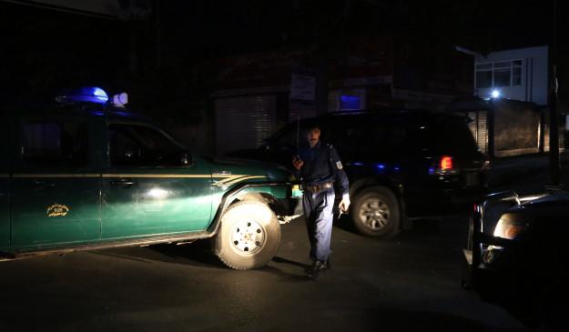 अफगान राजधानी की मस्जिद में बम धमाका, दो की मौत