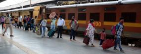 बीआरओ ने झारखंड से मजदूरों को लाने स्पेशल ट्रेनें मांगी