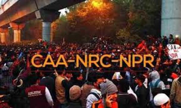 सीएए, एनपीआर व एनआरसी को लेकर गठित मंत्रिमंडल उप समिति की अवधि बढ़ी
