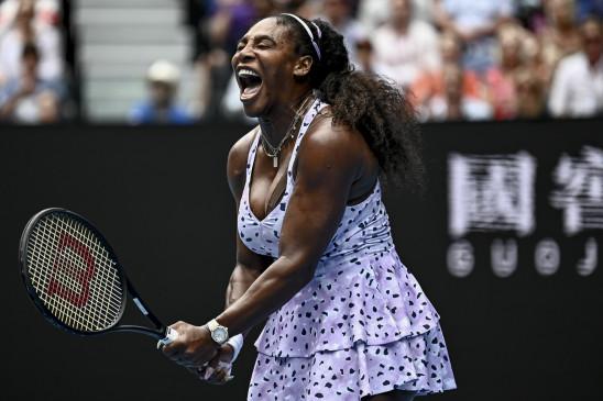 टेनिस: सेरेना ने कहा, अमेरिका ओपन में लौटने का और इंतजार नहीं कर सकती