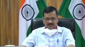 दिल्ली: सीएम केजरीवाल का हुआ कोरोना टेस्ट, आज रात तक में आ सकती है रिपोर्ट