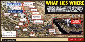 खूनी संघर्ष के बाद चीन ने गलवान घाटी पर संप्रभुता का दावा किया