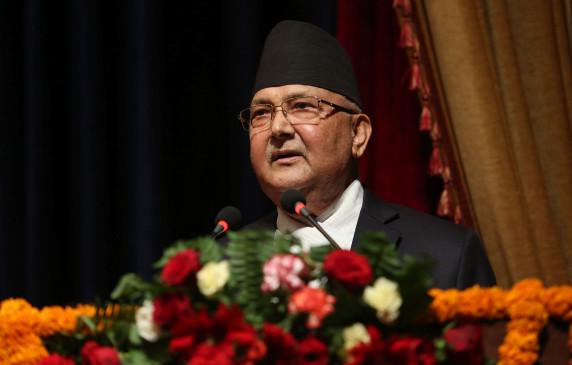 चीन ने नेपाल के गांव, जमीन पर कब्जा किया, ओली सरकार ने साधी चुप्पी