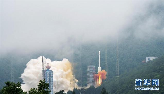 चीन के पेईतो नंबर 3 वैश्विक उपग्रह नेविगेशन सिस्टम का अंतिम उपग्रह सफलता से लॉन्च