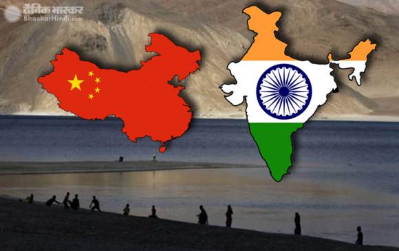 India-China Tension: पैंगांग लेक के फिंगर 4 पर हेलीपैड बना रहा चीन, सैनिकों की संख्या भी बढ़ाई