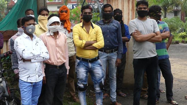 माँयल में चीनी कंपनी ने भारतीय मजदूरों को काम पर वापस लेने से किया इंकार - बताया कोरोना संक्रमण का खतरा