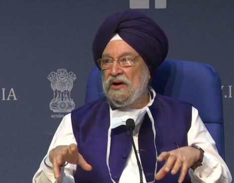 हरदीप सिंह पुरी: लॉकडाउन के दौरान विदेशों में फंसे 2.75 लाख भारतीय वापस लाए गए