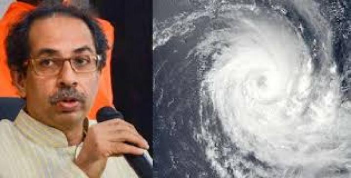 सीएम के निर्देश - निसर्ग तूफान से नुकसान का दो दिन में दें पंचनामा, 6 लोगों की हुई मौत- 16 जख्मी