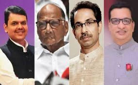 शिवसेना के लिए पांच सीटेंछोड़ने को तैयार नहीं कांग्रेस-राकांपा